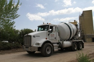 Loveland Ready Mix Concrete, Inc  - Locally owned and